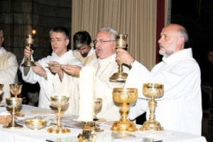Ordination de diacres en 2007