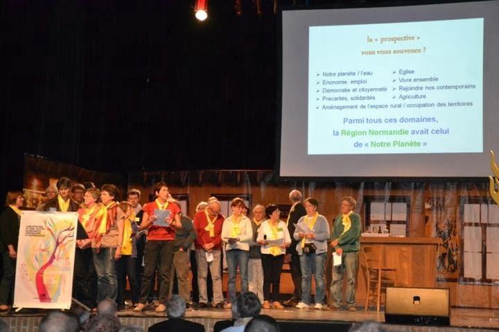 Les Chrétiens en Monde rural, en congrès national