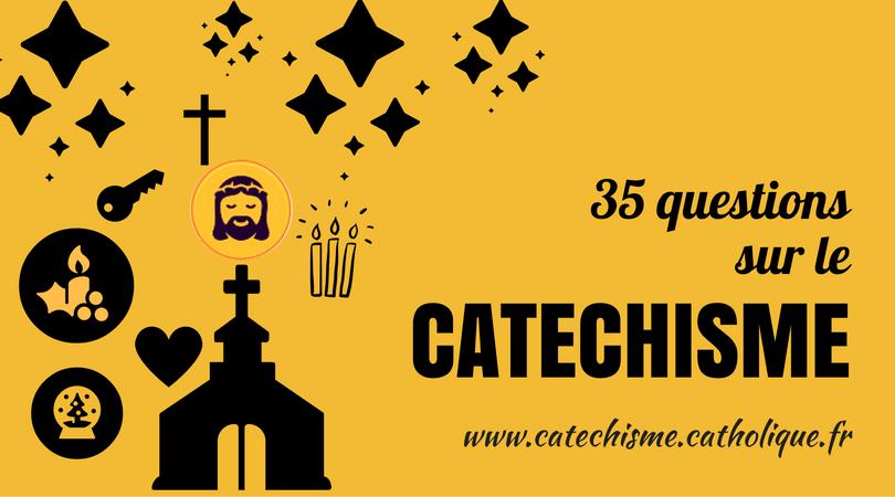 Un nouveau site sur le catéchisme