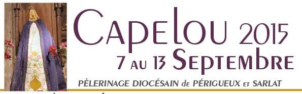Capelou 2015 du 7 au 13 septembre