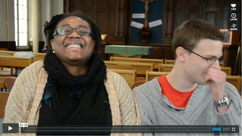 Vidéo : Diaconia 2013, les jeunes aussi !