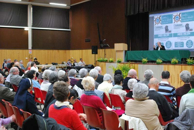Journée diocésaine de la solidarité – Ensemble contre l'isolement