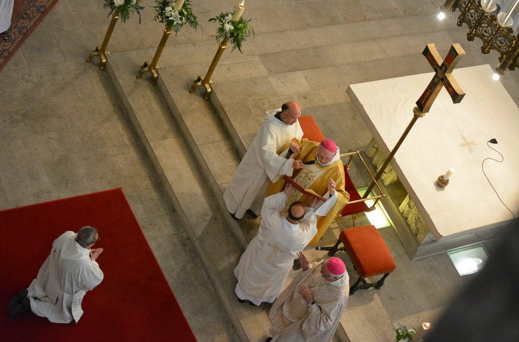 Un nouveau prêtre pour notre diocèse