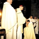 Ordination épiscopale de Mgr Poulain en 1985