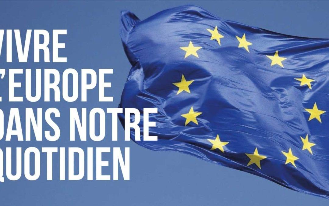 Rencontre-Débat  autour de l'Europe – 8 février au Lux