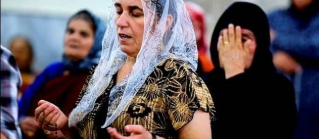 Prier pour le Proche Orient : Proposition de Mgr Philippe Mousset