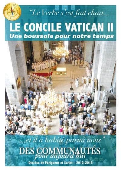 """Dossier """"Le Concile Vatican II, Une boussole pour notre Temps"""""""