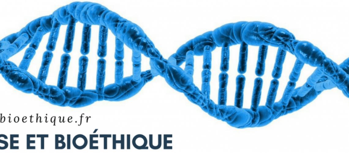 Bandeau Bioethique