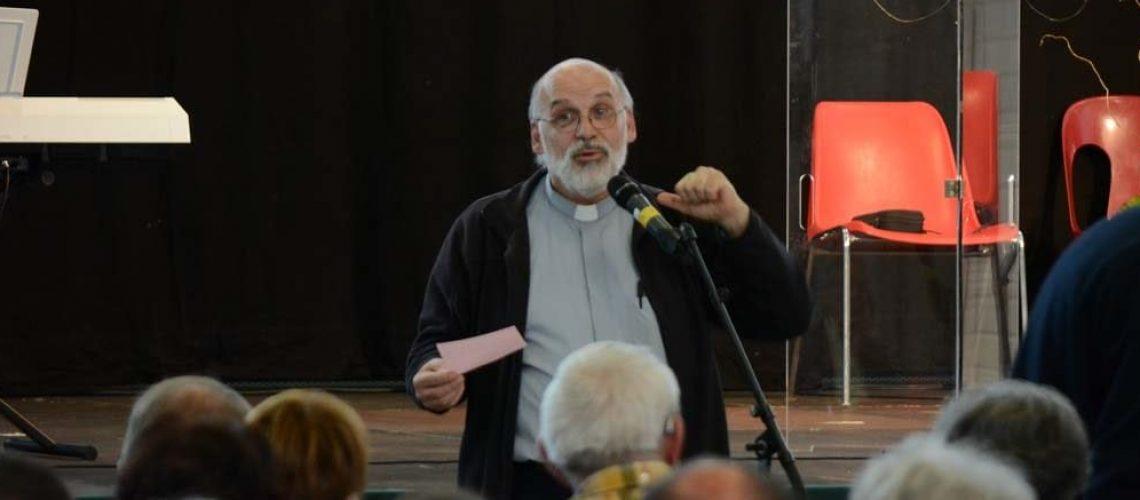 Le Père Mario Saint-Pierre