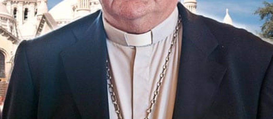 Mgr Michel Mouïsse, évêque de Périgueux et Sarlat
