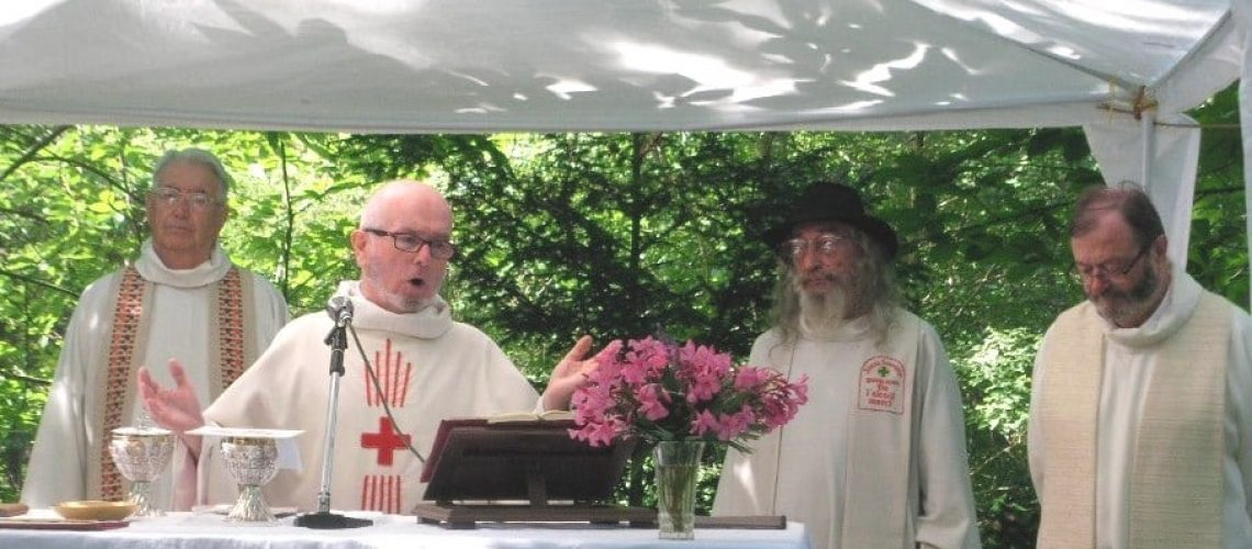 Pèlerinage à Saint Jean de La Lande