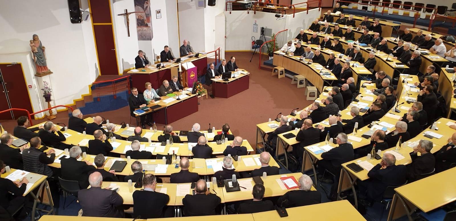 hémicycle assemblée plénière