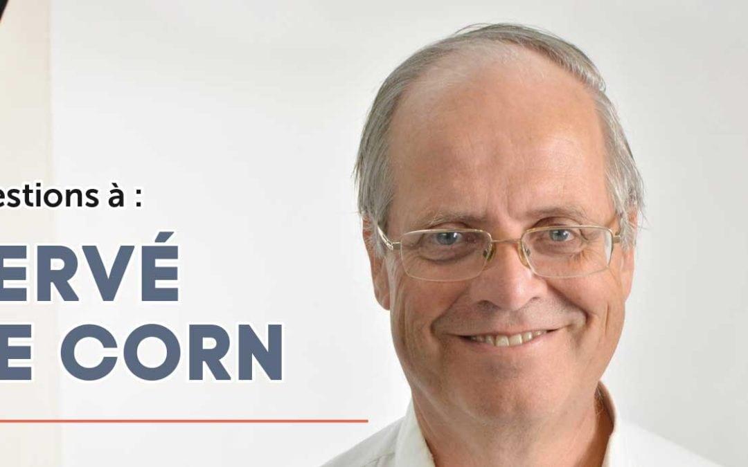 Œcuménisme – Questions à : Hervé de Corn