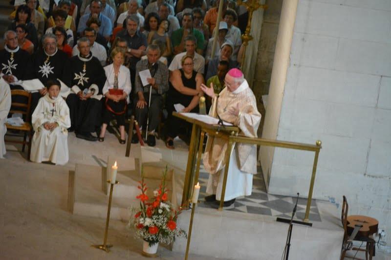 Homélie de Mgr Michel Mouïsse lors de sa messe d'adieux
