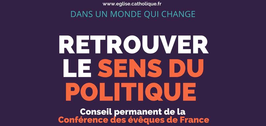 Les évêques de France interpellent les politiques