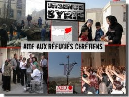 Journée de prière pour la Syrie, les horaires